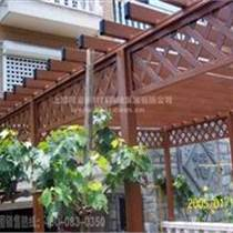 庭院花架設計|室內仿古花架