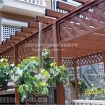 室內仿古花架|庭院花架設計