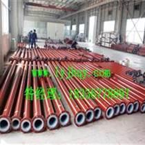 专业水下设备防腐钢衬塑管道