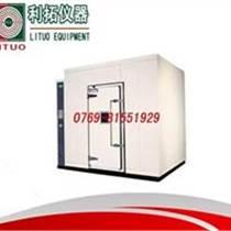 步入式恒温恒湿试验箱定做、利拓检测仪器、步入式恒温