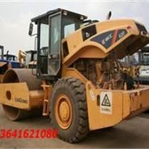 滁州二手柳工22吨压路机