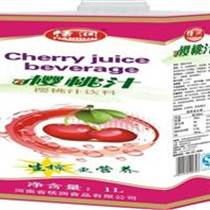 1L盒装樱桃汁饮料