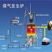 煤气发生炉蒸汽量的控制也很关键