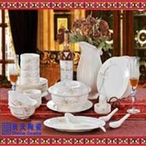 陶瓷餐具 年终礼品餐具 餐具订做