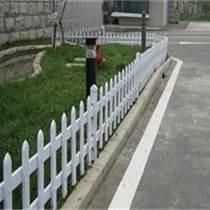 白色草坪護欄pvc公園花壇圍欄