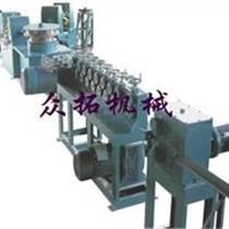 冷軋帶肋鋼筋設備機械生產線