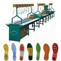 PVC滴塑鞋底流水線,鞋底流水