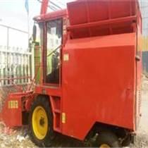 大型青储机背负式青贮机割台苜蓿青饲料收获机生产厂家山东犇牛