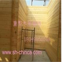 重型木屋膠合木墻體