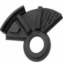 球磨機橡膠襯板廠家|哈爾濱市橡膠襯板|科通橡塑暢銷各