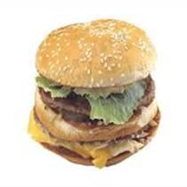 汉堡原料半成品、小吃半成品