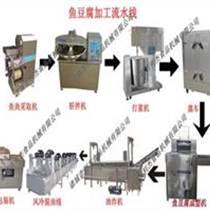 清远鱼豆腐机、利杰机械、鱼豆腐机供应商