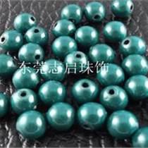 塑膠珠飾廠家 夢幻珠全孔