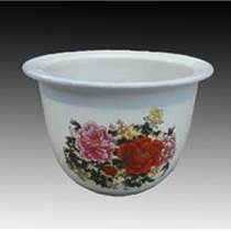 陶瓷花盆定做 批发瓷器花盆厂