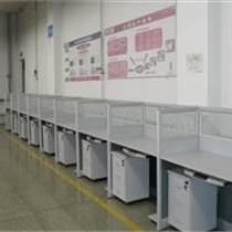天津各種耐用屏風辦公桌