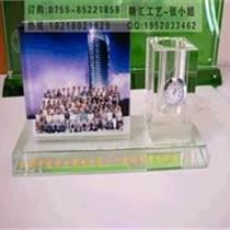 三明同學聚會紀念品,水晶相片