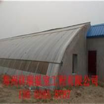 郑州大棚公司日光温室建造技术
