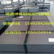 藍色65錳鋼板 淬火65mn彈簧鋼板
