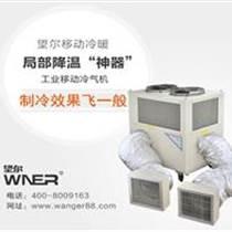 宿遷大棚降溫設備用望爾冷氣機