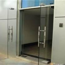 河西區玻璃門安裝 商鋪玻璃門