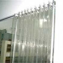 天津折疊式軟門簾透明度高