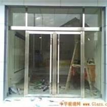 北京大學維修地彈簧玻璃門