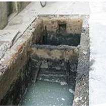 房山區抽暗渠污水