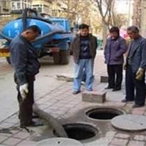 平谷區抽暗渠污水