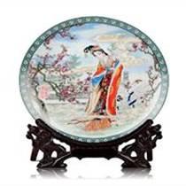 景德鎮商務禮品陶瓷紀念盤廠家