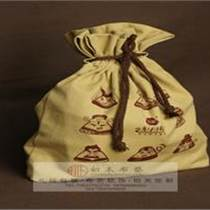 帆布礼品包装束口袋专业包装设计