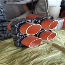 百科 玻璃鋼管枕/塑料管托
