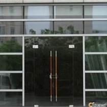 河東區手動玻璃門安裝