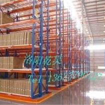 河南貨架廠直銷倉儲重型橫梁貨架
