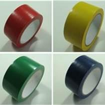 彩色劃線膠帶 PVC警示膠帶