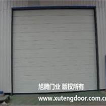 山東濟南自動工業門 折疊提升門