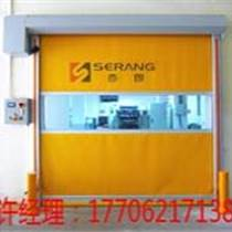 杭州工業柔性快速門