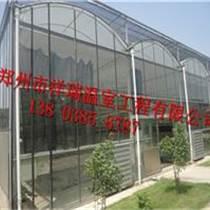 駐馬店智能蔬菜大棚的建造與用材
