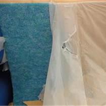 藍色塑膠棉,生化過濾材料