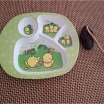 供應大號兒童密胺分餐盤