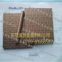 日本富士耐沖壓D10鎢鋼板材