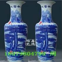 商務禮品1.6米粉彩陶瓷大花瓶
