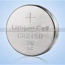 澄海电池厂家直销CR2450纽扣电池