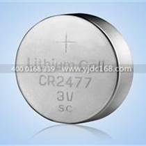 供应智能电饭煲电池CR2477锂电池