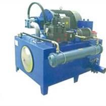彩磚機液壓站,定制液壓系統