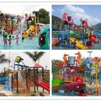 供应水上乐园设备:儿童水屋