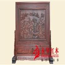廣東紅木家具&永華紅木屏風