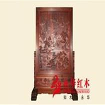古典紅木家具|客廳紅木屏風
