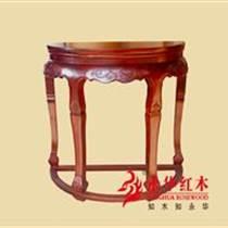 傳統古典紅木餐臺||紅木餐桌椅