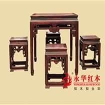 紅木餐桌餐臺|番禺永華家具