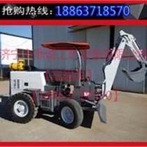 錦州輪胎式挖掘機價格
